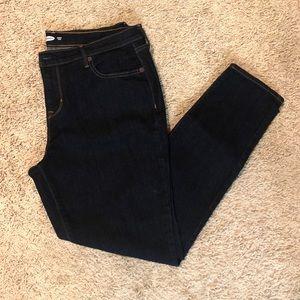 Old Navy Curvy Skinny Jeans size 14